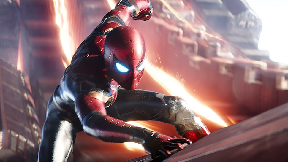 These Spider-Man 'Avengers 4' Theories Show That Peter's