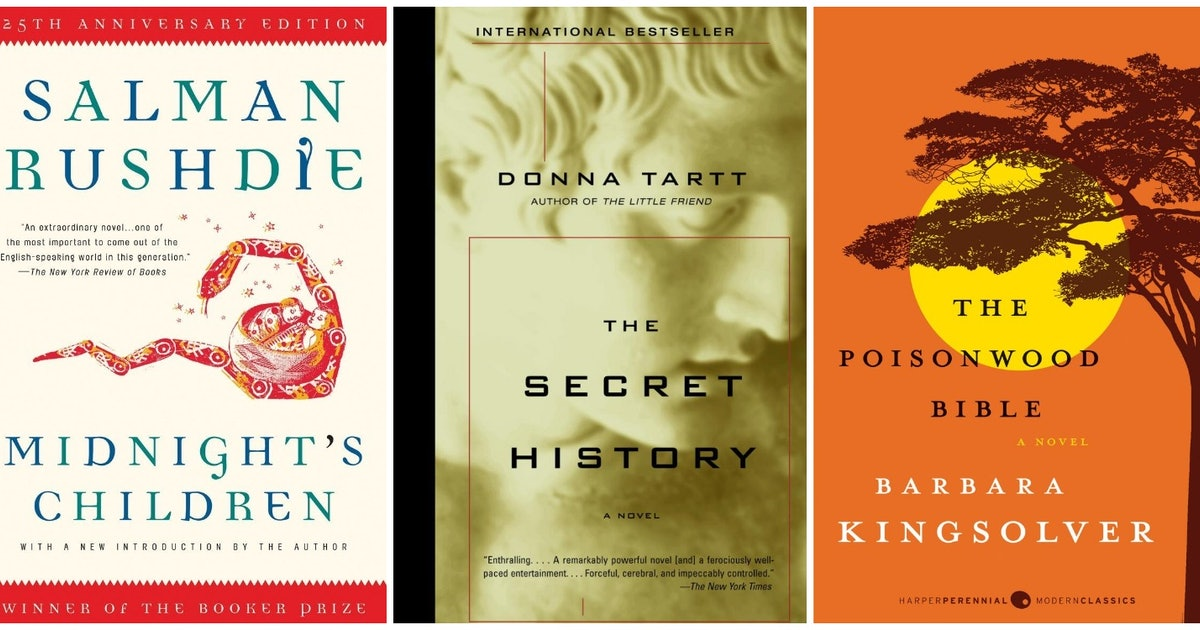 9 Really Long Classic Novels You Should Finally Get Through This Summer
