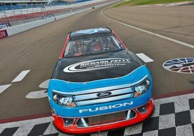 3 Lap NASCAR Ride Along