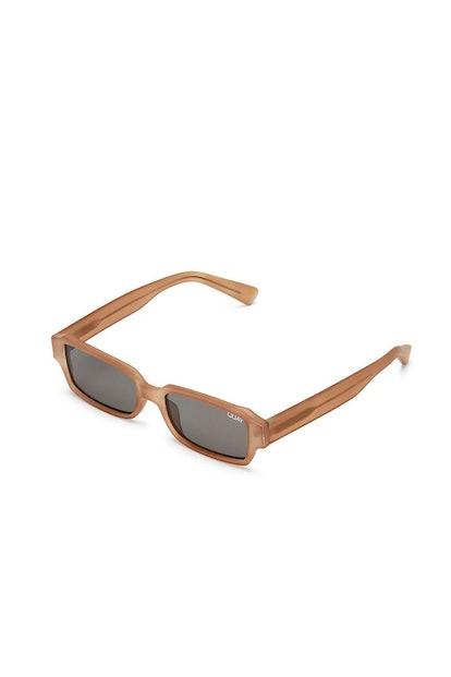 Strange Love Sunglasses by Quay