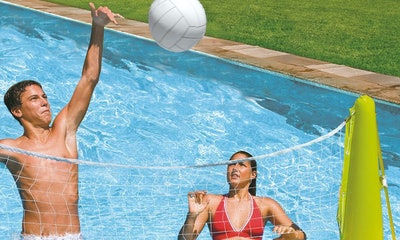 Intex, Pool Volleyball Game
