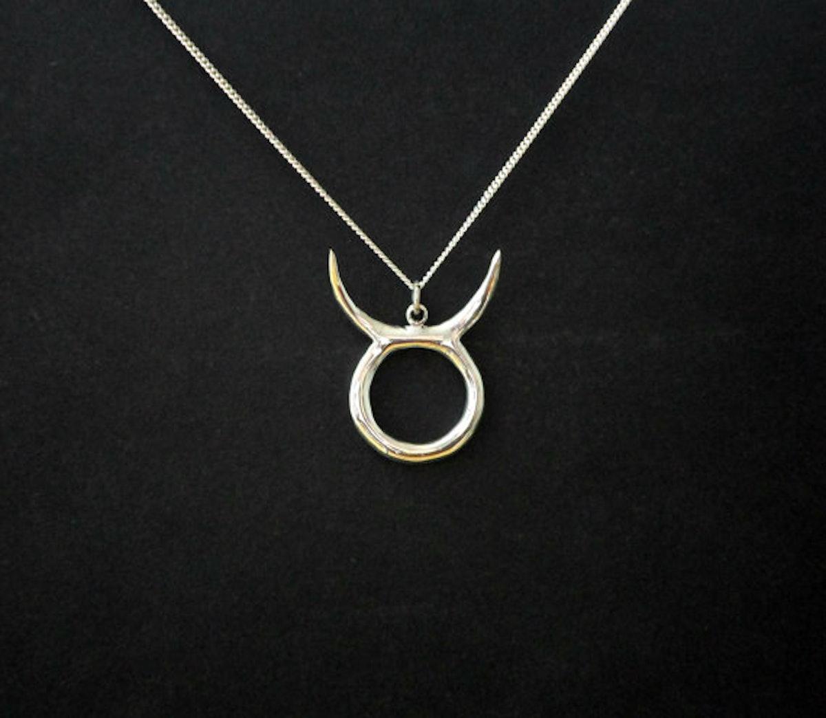 jewelsculpts zodiac necklace