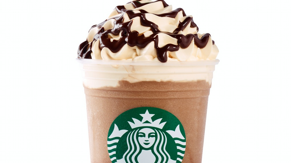 How Much Caffeine Is In Starbucks Triple Mocha Frappuccino