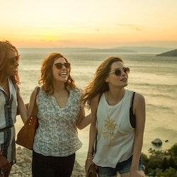 'Ibiza' production still. Photo via Netflix