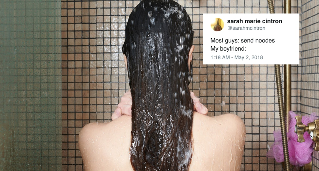 Juan Ramos S Text To Sarah Cintron About Hair Spikes In The Shower
