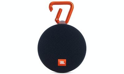 JBL, Clip 2 Waterproof Portable Bluetooth Speaker