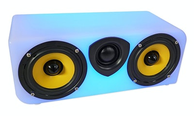 Rockville, 40-Watt Portable Bluetooth Speaker