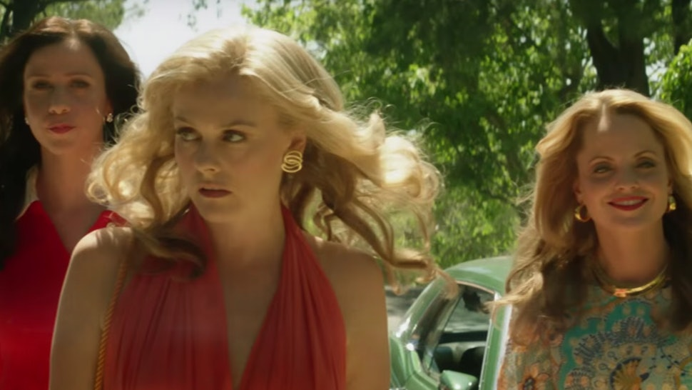 The American Woman Trailer Brings Real Housewives Of Beverly
