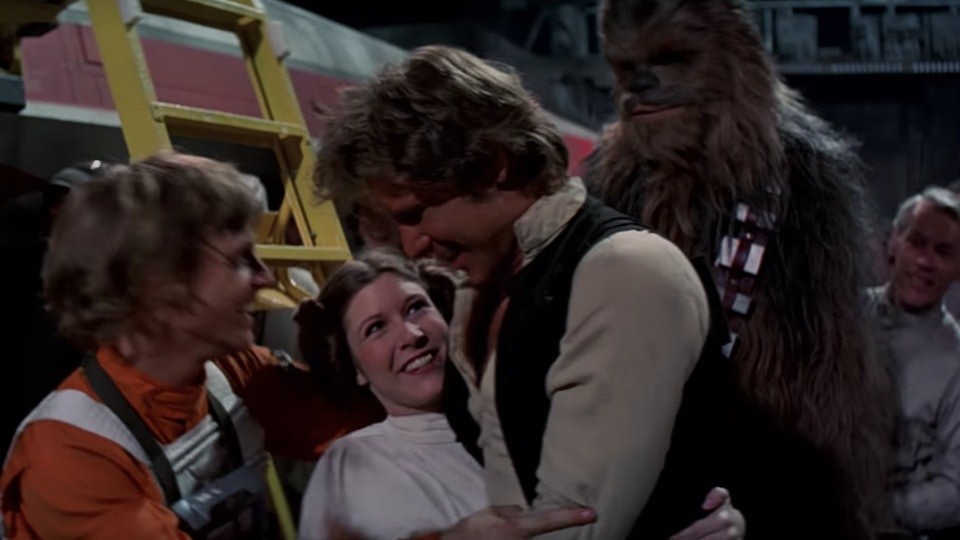 10 Star Wars Quotes About Love That Are Out Of This World