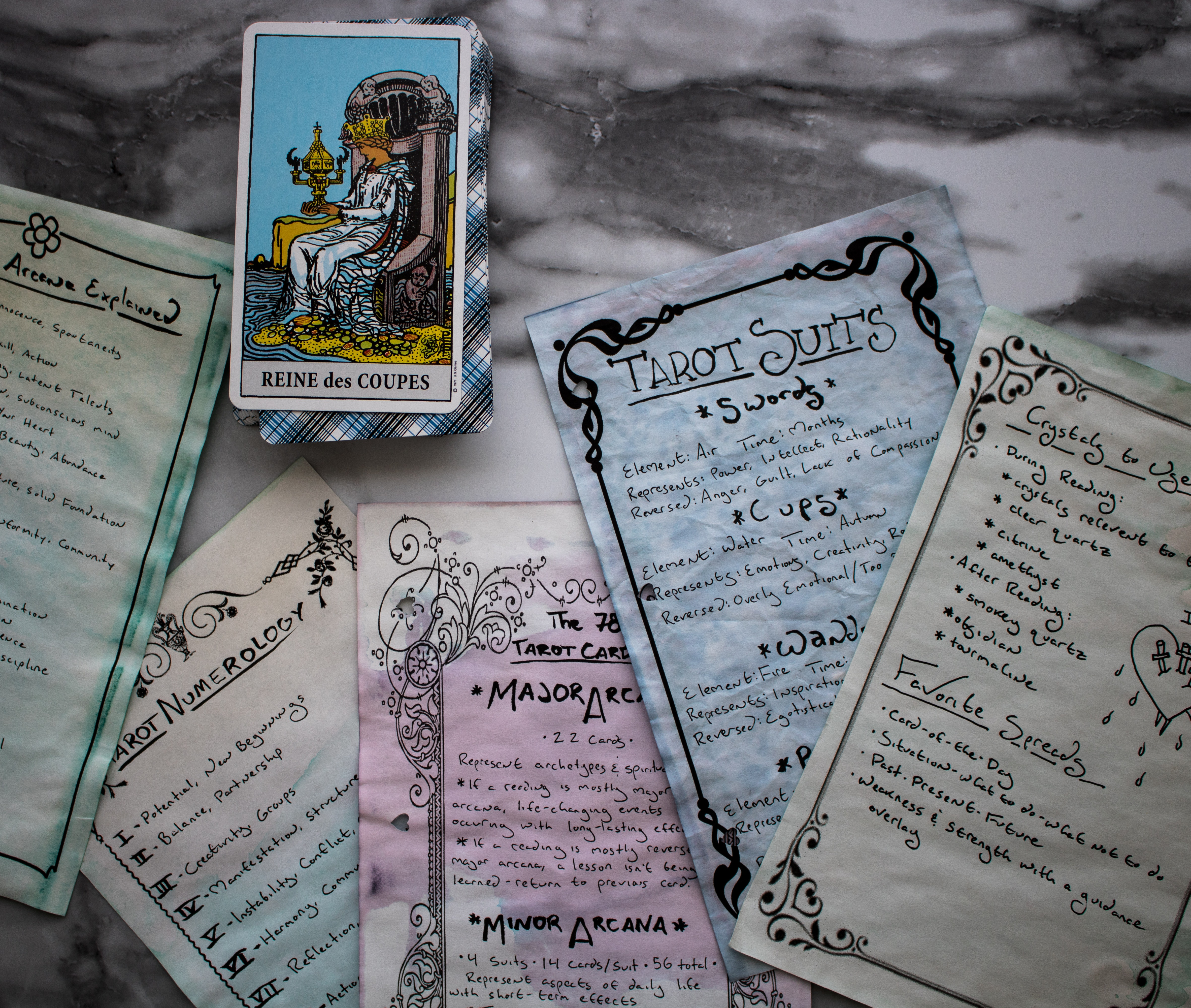 How To Read Tarot As A Beginner Seems Intimidating, But
