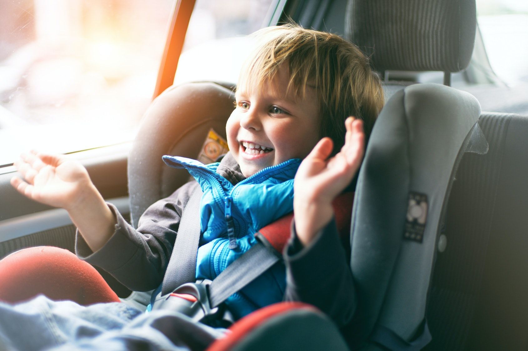 10 Rear-Facing Car Seats For Toddlers