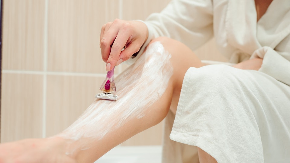 Natural Ways To Get Rid Of Ingrown Hairs While Pregnant Supposedly