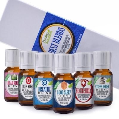 Healing Solutions Best Blends