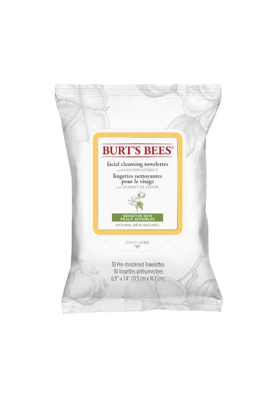 Burt's Bees Sensitive Face Wipes