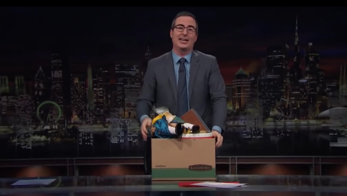 Did John Oliver Really Quit? A Koala Chlamydia Ward Named After Him Was The