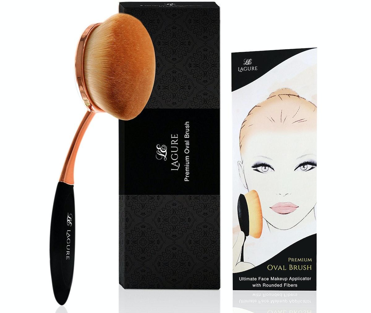 Lagure Premium Oval Brush