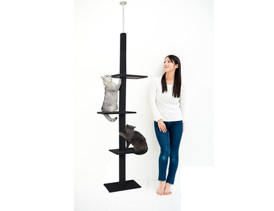 Cat Craft Floor-to-Ceiling Cat Tree