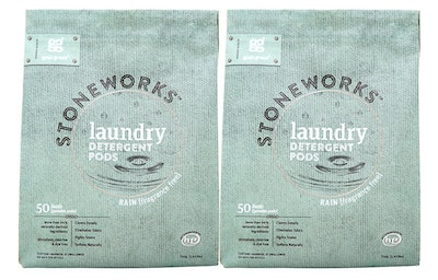 Grab Green Stoneworks Natural Laundry Detergent Pods