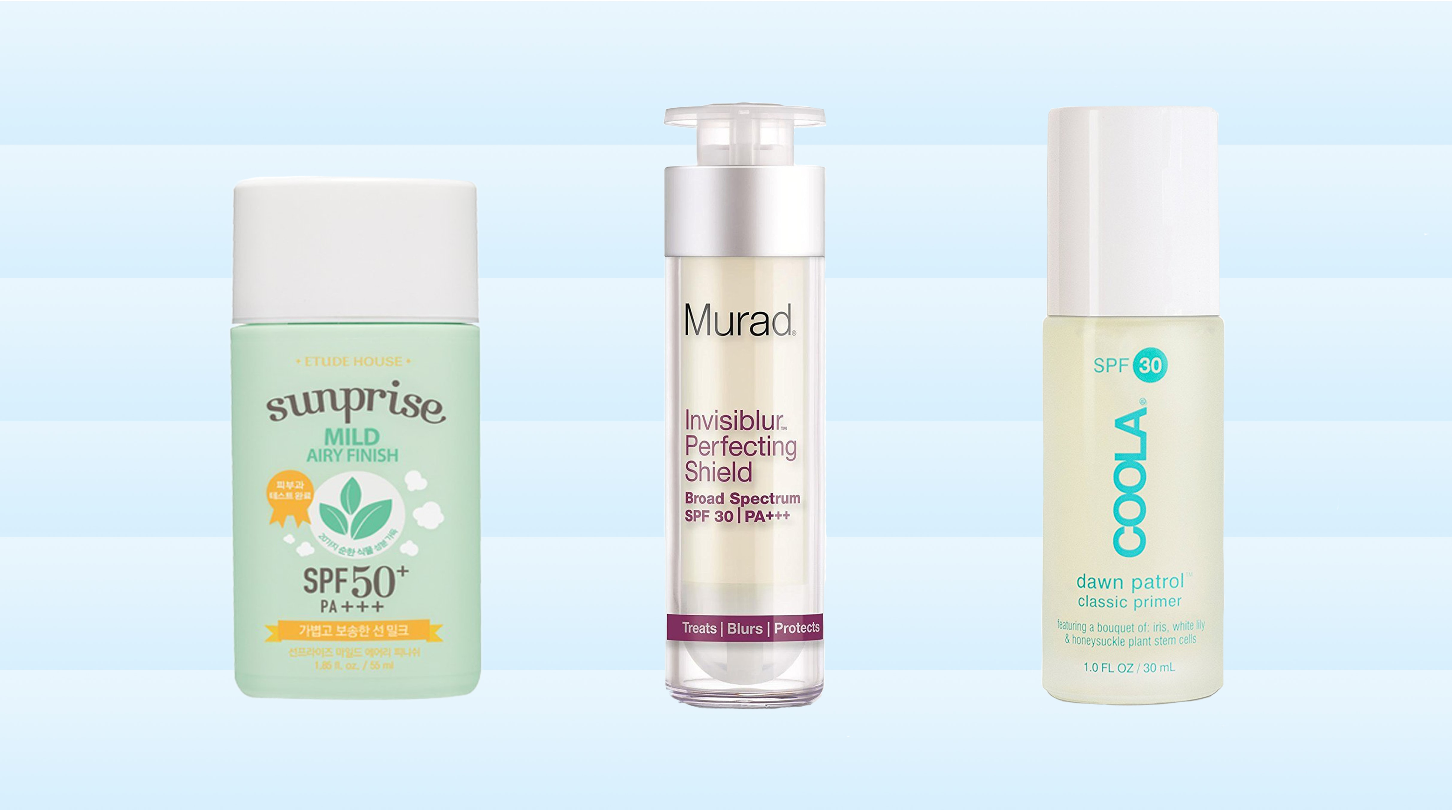 Game Changer: A Mattifying Sunscreen That Covers All theBases