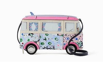 California Dreaming Surf 3D Van Purse