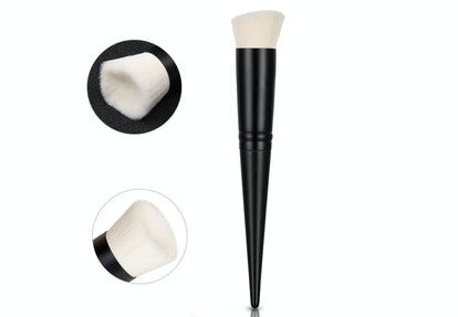 Lilyobeauty Concave Makeup Brush for Foundation
