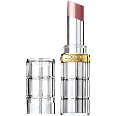 L'Oréal Paris Colour Riche Shine Lipstick in Varnished Rosewood
