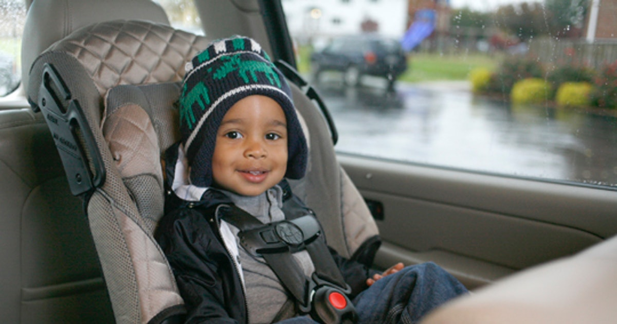 Ride In A Front Facing Car Seat, How Old Can A Car Seat Be