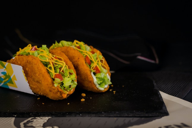 Taco Bell Introduces the Naked Chicken Chalupa Featuring