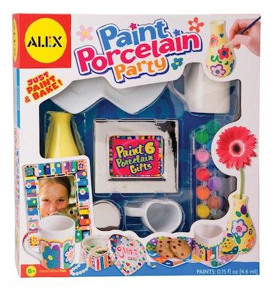 Porcelain Paint Kit