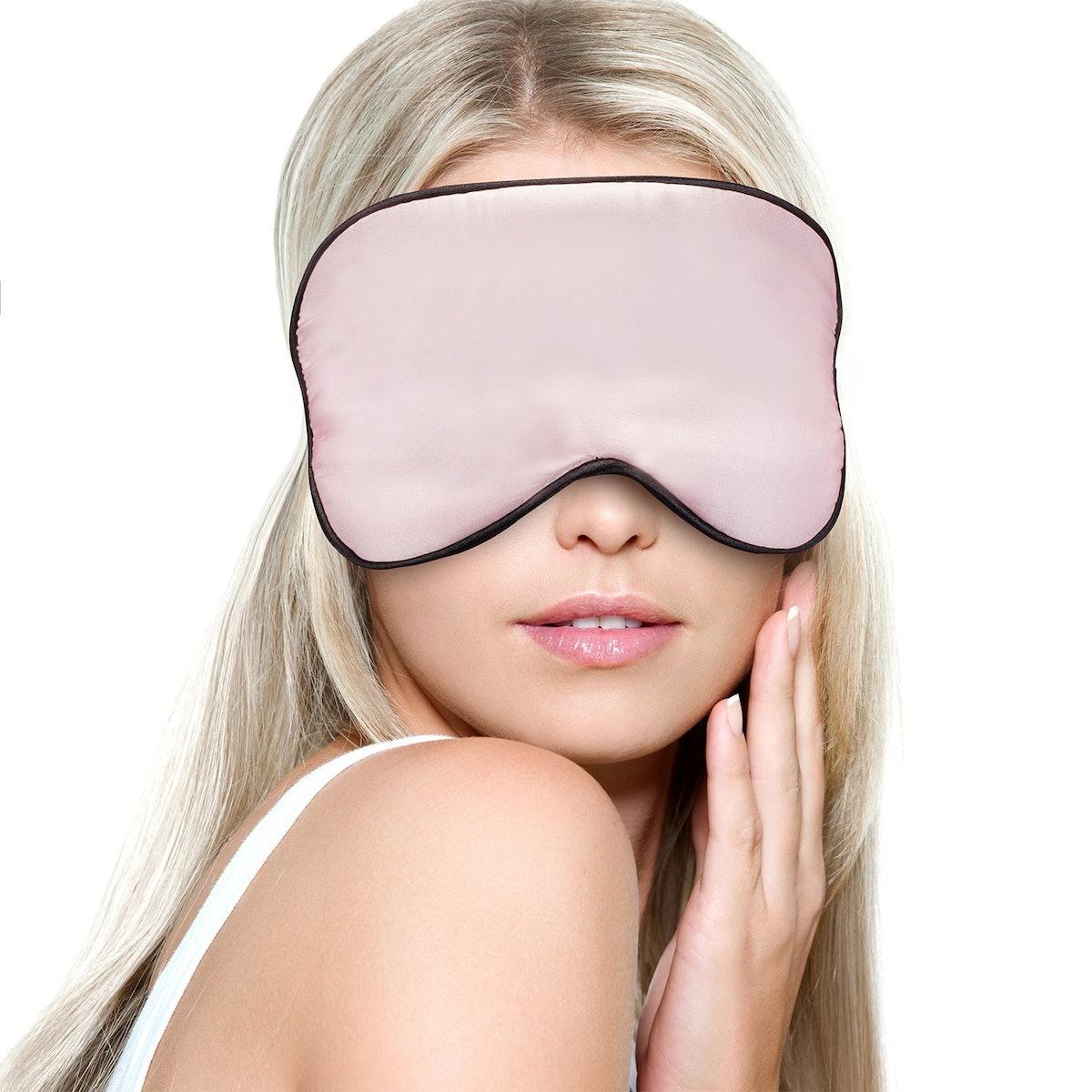 YoungMi Natural Silk Sleep Mask
