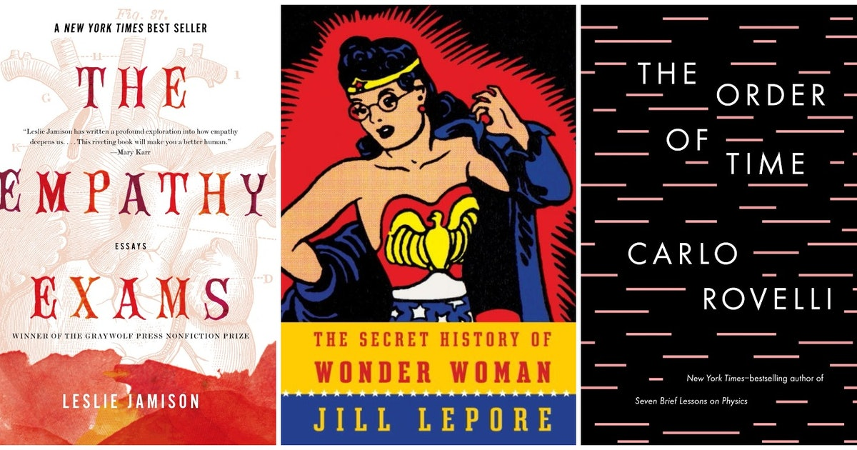10 Nonfiction Books That Make Great Conversation Starters At Parties And On Dates