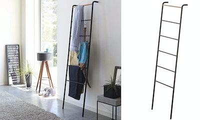 YAMAZAKI, Home Tower Leaning Ladder Rack