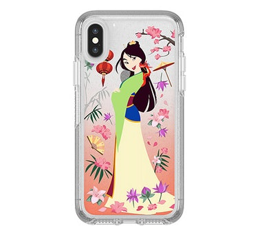 """""""Garden of Honor"""" Symmetry Series Power of Princess Case for iPhone X"""
