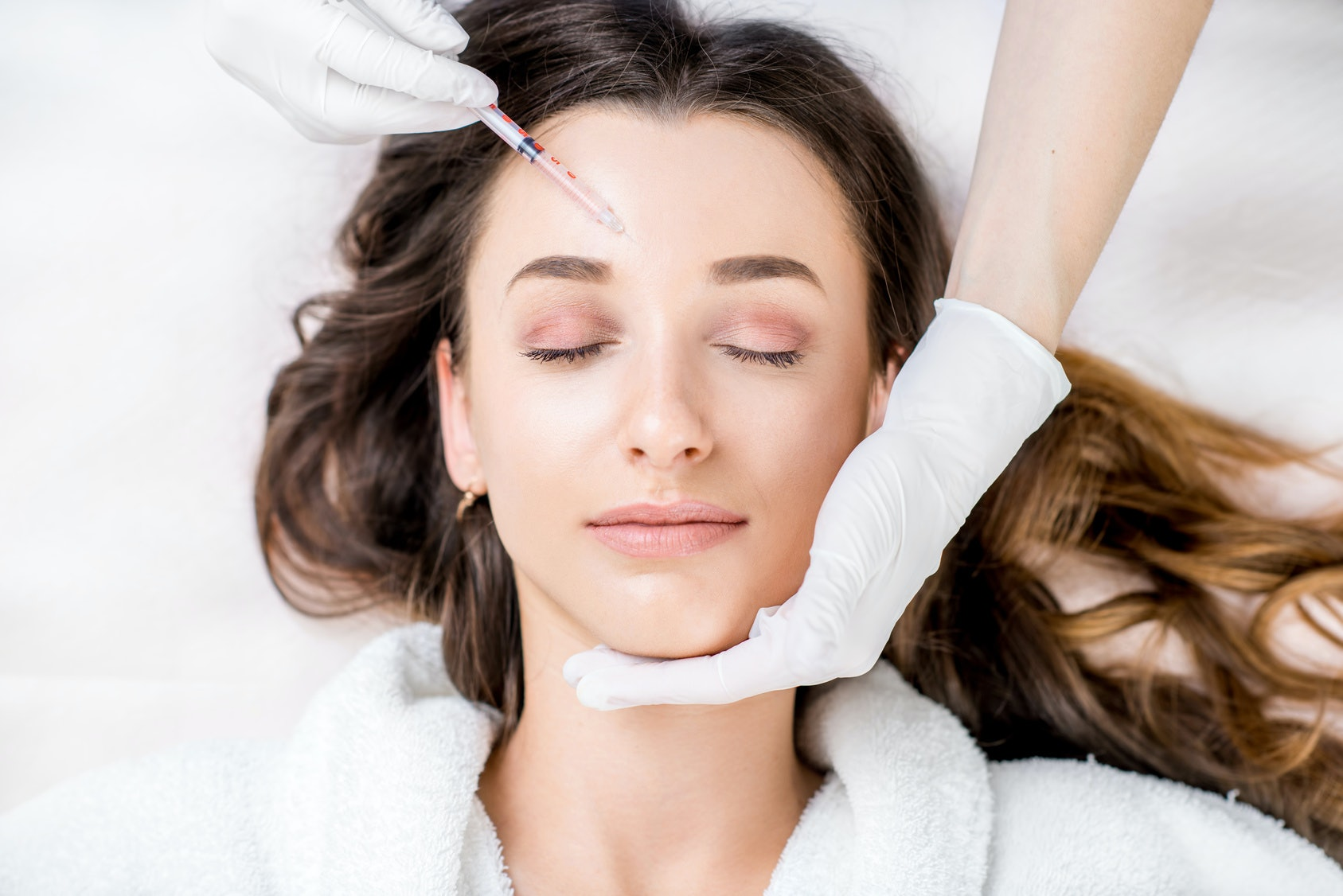 Danger of botox facial atrophy images 379
