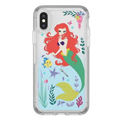 """""""Ocean of Adventure"""" Symmetry Series Power of Princess Case for iPhone X"""