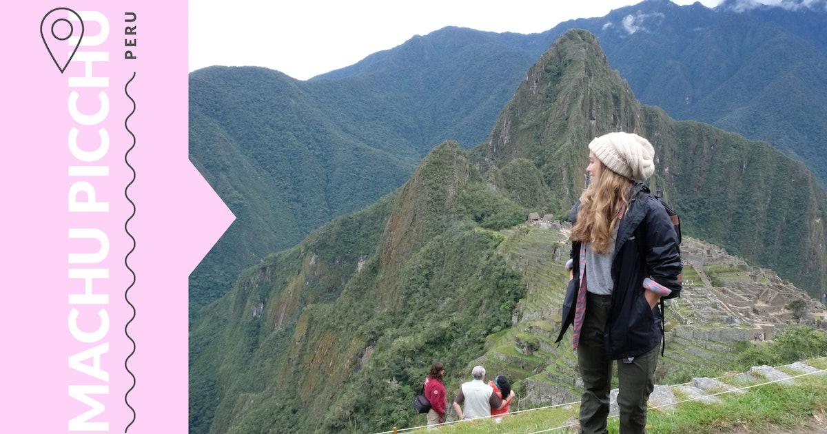 Wander Or Bust: Machu Picchu, Peru