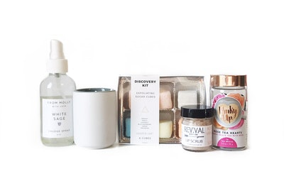 Her Spa Day Gift Set