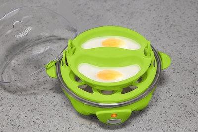 Elite Cuisine Automatic Egg Cooker
