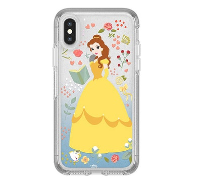 """""""Intelligent Rose"""" Symmetry Series Power of Princess Case for iPhone X"""