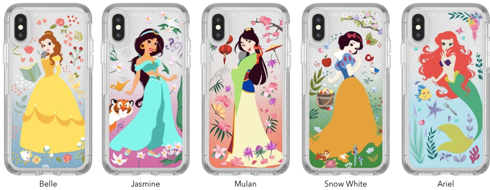 watch ec3f0 b94a8 How Much Are Disney Princess OtterBoxes? The Collection Provides The ...
