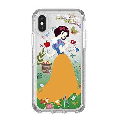 """""""Forest of Kindness"""" Symmetry Series Power of Princess Case for iPhone X"""