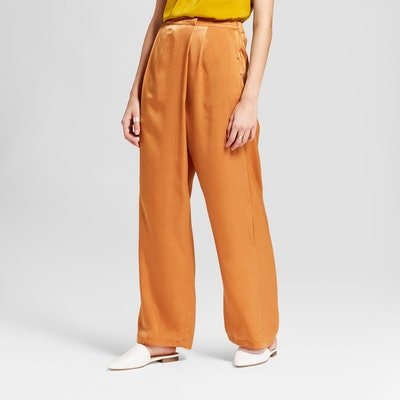 Women's Silky Wide Leg Pants