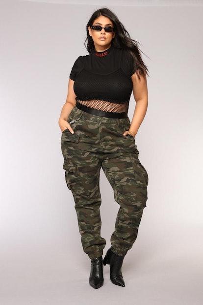 Cadet Kylie Camp Pants
