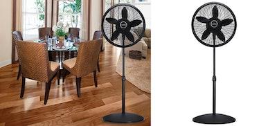 Lasko 1827 Elegance & Performance Pedestal Fan