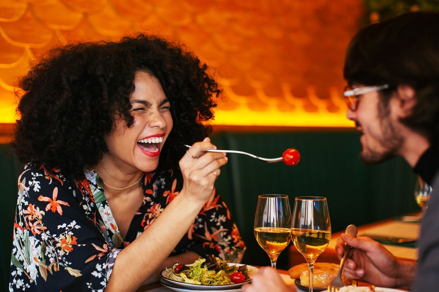 Dating with dietary restrictions