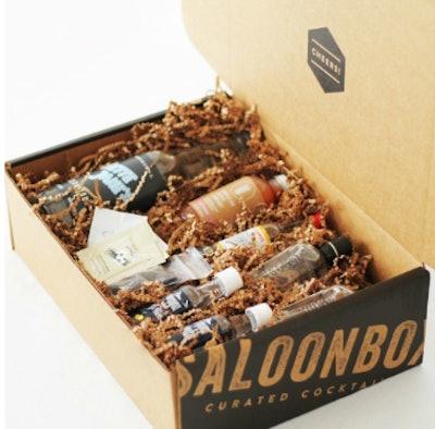 Saloon Box