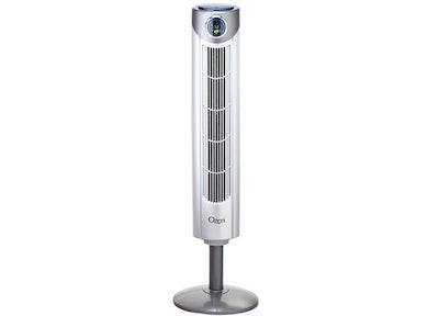 Ozeri Ultra Wind Adjustable Oscillating Tower Fan