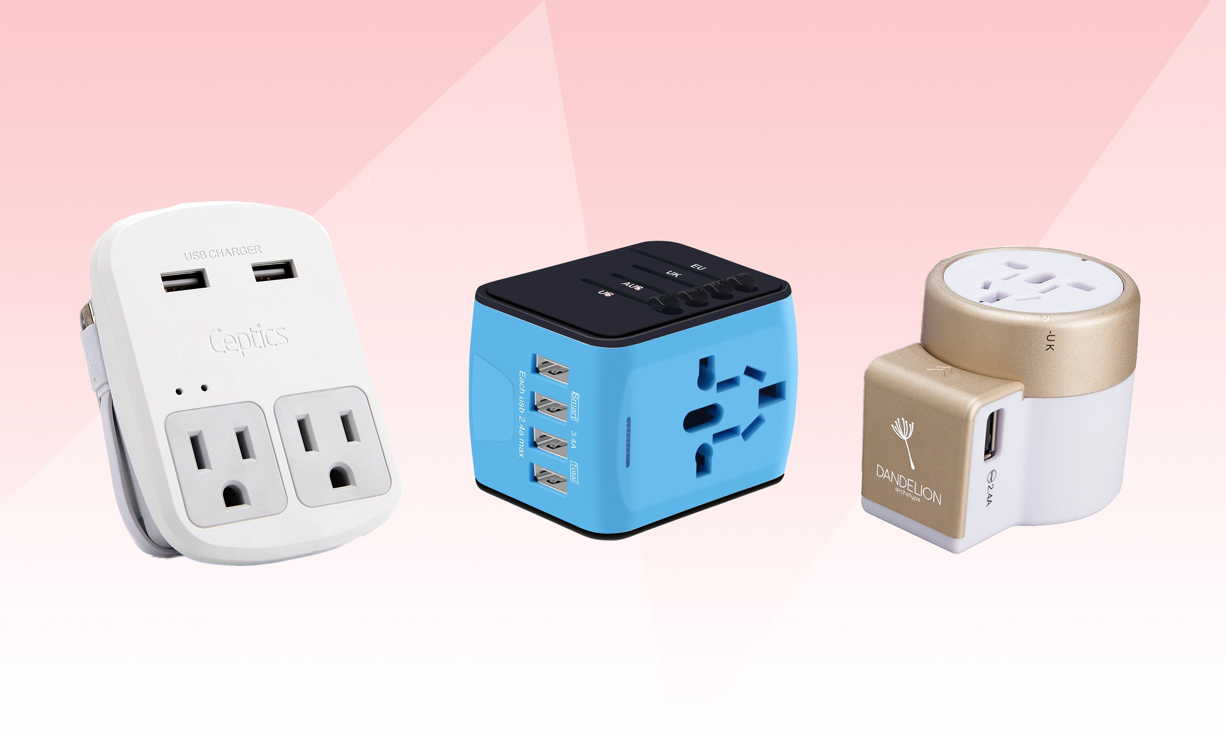 The 6 Best Travel Adapters Australian Power Cords Electrical Plug And Plugs