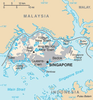 Great Where Is Singapore On A Map? The North Korea Summit Is Bringing Big  Attention To This Small Nation