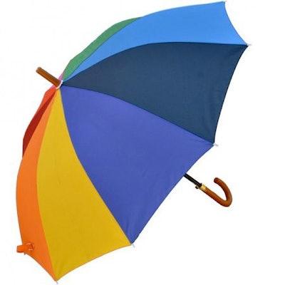 Rainbow Panel Gay Pride Umbrella